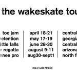 the wakeskate tour