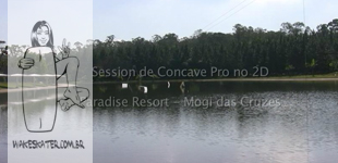 Concave Pro no 2D de Mogi - video