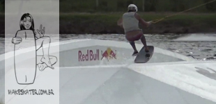 Treinos do Red Bull Wake Premiere